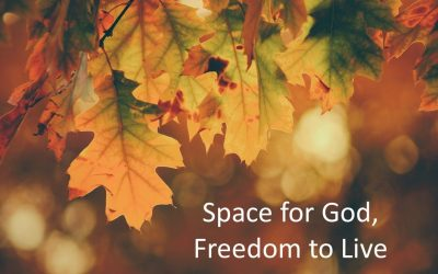 Space for God, Freedom to Live