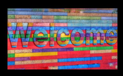 'Welcome!'